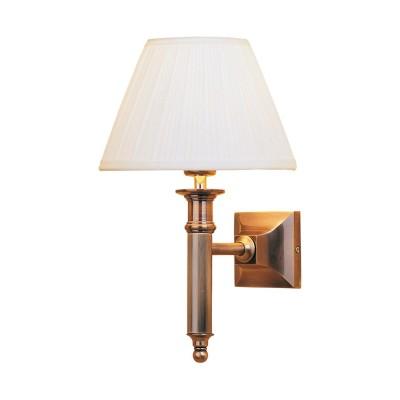 Светильник MarkSlojd  LampGustaf 105933Классические<br><br><br>Тип лампы: Накаливания / энергосбережения / светодиодная<br>Тип цоколя: E14<br>Количество ламп: 1<br>Ширина, мм: 200<br>MAX мощность ламп, Вт: 40<br>Расстояние от стены, мм: 220<br>Высота, мм: 330<br>Цвет арматуры: бронзовый