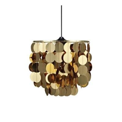 Светильник Markslojd 105948Одиночные<br><br><br>Тип лампы: Накаливания / энергосбережения / светодиодная<br>Тип цоколя: E27<br>Количество ламп: 1<br>MAX мощность ламп, Вт: 60<br>Диаметр, мм мм: 300<br>Высота, мм: 330 - 1530<br>Цвет арматуры: золотой