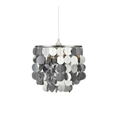 Светильник Markslojd 105949Одиночные<br><br><br>Тип лампы: Накаливания / энергосбережения / светодиодная<br>Тип цоколя: E27<br>Количество ламп: 1<br>MAX мощность ламп, Вт: 60<br>Диаметр, мм мм: 300<br>Высота, мм: 330 - 1530<br>Цвет арматуры: серебристый