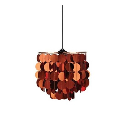 Светильник Markslojd 105950Одиночные<br><br><br>Тип лампы: Накаливания / энергосбережения / светодиодная<br>Тип цоколя: E27<br>Количество ламп: 1<br>MAX мощность ламп, Вт: 60<br>Диаметр, мм мм: 300<br>Высота, мм: 330 - 1530<br>Цвет арматуры: медный