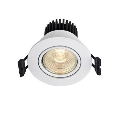 Светильник Markslojd 105953Круглые<br>Комплект из 5 светильников<br><br>Цветовая t, К: 3000<br>Тип лампы: LED<br>MAX мощность ламп, Вт: 5<br>Диаметр, мм мм: 86<br>Высота, мм: 70