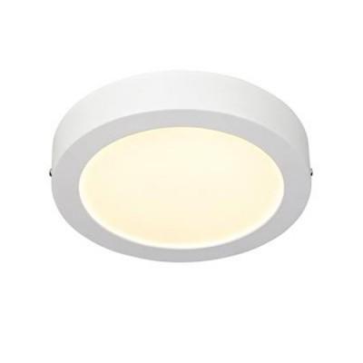 Светильник Markslojd 105955Накладные точечные<br><br><br>Цветовая t, К: 3000<br>Тип лампы: LED<br>MAX мощность ламп, Вт: 12<br>Диаметр, мм мм: 170<br>Высота, мм: 45<br>Цвет арматуры: белый