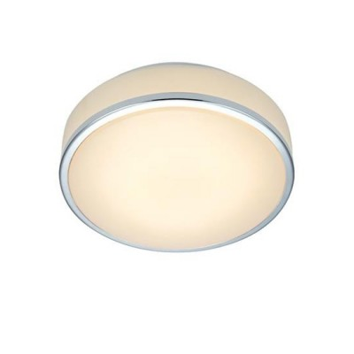 Светильник Markslojd 105960Для ванной<br><br><br>Цветовая t, К: 3000<br>Тип лампы: LED<br>MAX мощность ламп, Вт: 9<br>Диаметр, мм мм: 280<br>Высота, мм: 90