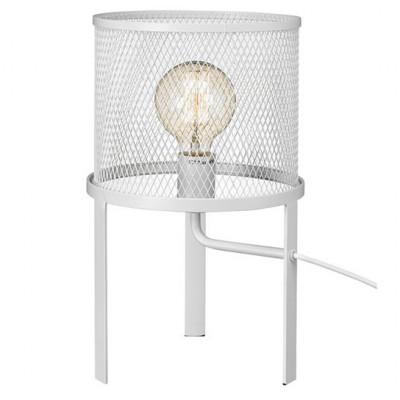 Светильник Markslojd 106054Лофт<br><br><br>Тип лампы: Накаливания / энергосбережения / светодиодная<br>Тип цоколя: E27<br>Количество ламп: 1<br>MAX мощность ламп, Вт: 60<br>Диаметр, мм мм: 250<br>Высота, мм: 400<br>Цвет арматуры: белый