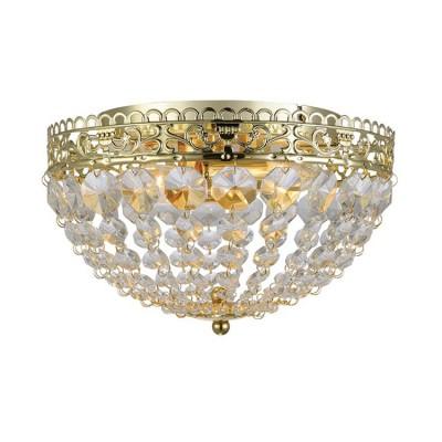 Светильник Markslojd 106063Потолочные<br><br><br>S освещ. до, м2: 4<br>Тип лампы: Накаливания / энергосбережения / светодиодная<br>Тип цоколя: E14<br>Цвет арматуры: золотой<br>Количество ламп: 2<br>Диаметр, мм мм: 270<br>Высота, мм: 200<br>MAX мощность ламп, Вт: 40