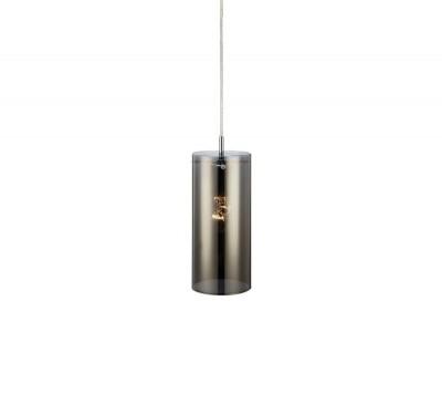 Светильник Markslojd 106069Одиночные<br><br><br>Тип лампы: Накаливания / энергосбережения / светодиодная<br>Тип цоколя: E27<br>Количество ламп: 1<br>MAX мощность ламп, Вт: 60<br>Диаметр, мм мм: 120<br>Высота, мм: 310 - 1810