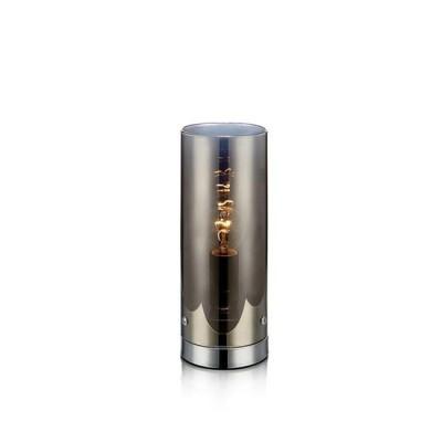 Светильник Markslojd 106073Современные<br><br><br>Тип лампы: Накаливания / энергосбережения / светодиодная<br>Тип цоколя: E14<br>Количество ламп: 1<br>MAX мощность ламп, Вт: 40<br>Диаметр, мм мм: 90<br>Высота, мм: 232<br>Цвет арматуры: серебристый