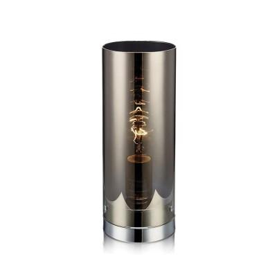 Светильник Markslojd 106076Современные<br><br><br>Тип лампы: Накаливания / энергосбережения / светодиодная<br>Тип цоколя: E27<br>Количество ламп: 1<br>MAX мощность ламп, Вт: 60<br>Диаметр, мм мм: 120<br>Высота, мм: 292