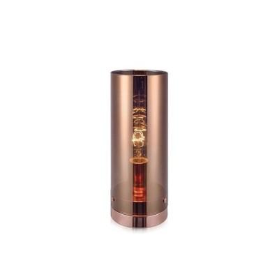 Светильник Markslojd 106078Современные<br><br><br>Тип лампы: Накаливания / энергосбережения / светодиодная<br>Тип цоколя: E27<br>Количество ламп: 1<br>MAX мощность ламп, Вт: 60<br>Диаметр, мм мм: 120<br>Высота, мм: 292