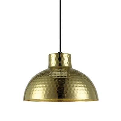 Светильник Markslojd 106111Одиночные<br><br><br>Тип лампы: Накаливания / энергосбережения / светодиодная<br>Тип цоколя: E27<br>Цвет арматуры: золотой<br>Количество ламп: 1<br>Диаметр, мм мм: 260<br>Высота, мм: 180 - 1680<br>MAX мощность ламп, Вт: 60