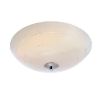 Светильник Markslojd 106120Потолочные<br><br><br>S освещ. до, м2: 5<br>Цветовая t, К: 3000<br>Тип лампы: LED<br>Тип цоколя: LED<br>Цвет арматуры: серебристый<br>Диаметр, мм мм: 350<br>Высота, мм: 110<br>MAX мощность ламп, Вт: 12