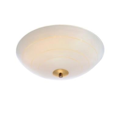 Светильник Markslojd 106121Потолочные<br><br><br>S освещ. до, м2: 5<br>Цветовая t, К: 3000<br>Тип лампы: LED<br>Тип цоколя: LED<br>Цвет арматуры: золотой<br>Диаметр, мм мм: 350<br>Высота, мм: 110<br>MAX мощность ламп, Вт: 12