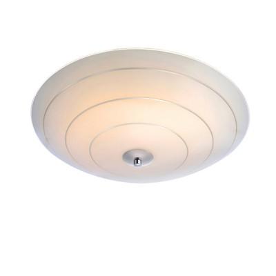 Светильник Markslojd 106122Потолочные<br><br><br>S освещ. до, м2: 6<br>Цветовая t, К: 3000<br>Тип лампы: LED<br>Цвет арматуры: серебристый<br>Диаметр, мм мм: 430<br>Высота, мм: 120<br>MAX мощность ламп, Вт: 15