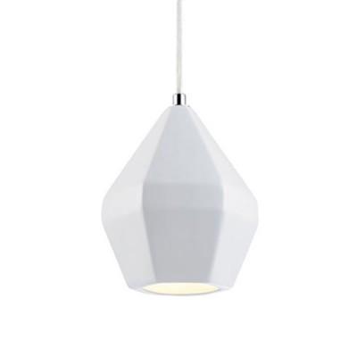Светильник Markslojd 106143Одиночные<br><br><br>Тип лампы: Накаливания / энергосбережения / светодиодная<br>Тип цоколя: E14<br>Цвет арматуры: белый<br>Диаметр, мм мм: 140<br>Высота, мм: 180 - 1680<br>MAX мощность ламп, Вт: 40