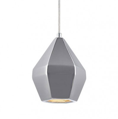 Светильник Markslojd 106144Одиночные<br><br><br>Тип лампы: Накаливания / энергосбережения / светодиодная<br>Тип цоколя: E14<br>Цвет арматуры: серебристый<br>Количество ламп: 1<br>Диаметр, мм мм: 140<br>Высота, мм: 180 - 1680<br>MAX мощность ламп, Вт: 40