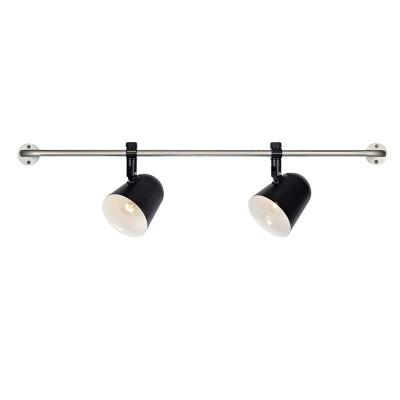 Светильник Markslojd 106328Двойные<br>Светильники-споты – это оригинальные изделия с современным дизайном. Они позволяют не ограничивать свою фантазию при выборе освещения для интерьера. Такие модели обеспечивают достаточно качественный свет. Благодаря компактным размерам Вы можете использовать несколько спотов для одного помещения.  Интернет-магазин «Светодом» предлагает необычный светильник-спот MarkSlojd 106328 по привлекательной цене. Эта модель станет отличным дополнением к люстре, выполненной в том же стиле. Перед оформлением заказа изучите характеристики изделия.  Купить светильник-спот MarkSlojd 106328 в нашем онлайн-магазине Вы можете либо с помощью формы на сайте, либо по указанным выше телефонам. Обратите внимание, что у нас склады не только в Москве и Екатеринбурге, но и других городах России.<br><br>Тип лампы: Накаливания / энергосбережения / светодиодная<br>Тип цоколя: E14<br>Количество ламп: 2<br>Ширина, мм: 200<br>MAX мощность ламп, Вт: 40<br>Длина, мм: 845<br>Высота, мм: 210