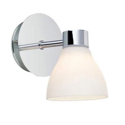 Светильник Markslojd 106367Современные<br><br><br>Тип лампы: галогенная/LED<br>Тип цоколя: G9<br>Количество ламп: 1<br>Ширина, мм: 100<br>MAX мощность ламп, Вт: 18<br>Расстояние от стены, мм: 145<br>Высота, мм: 140