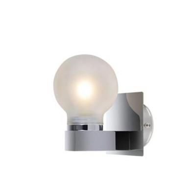 Бра Markslojd 106621 CARLA Wall 1L ChromeБра хай тек стиля<br><br><br>Тип лампы: галогенная/LED - светодиодная<br>Тип цоколя: G9<br>Цвет арматуры: серебристый<br>Количество ламп: 1<br>Ширина, мм: 80<br>Высота, мм: 130<br>Поверхность арматуры: глянцевая<br>Оттенок (цвет): серебристый<br>MAX мощность ламп, Вт: 18