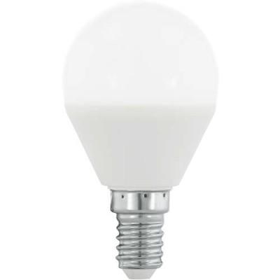 Купить Eglo 10683 Лампа светодиодная диммируемая RGB с пультом упр-я P45, 3х4W (E14), 3000K, 300lm, 3, Венгрия