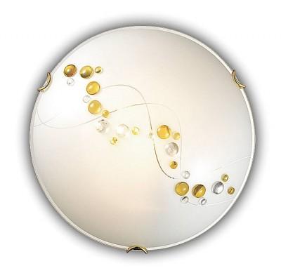 Сонекс BARLI 107/K настенно-потолочный светильникКруглые<br>Настенно-потолочные светильники – это универсальные осветительные варианты, которые подходят для вертикального и горизонтального монтажа. В интернет-магазине «Светодом» Вы можете приобрести подобные модели по выгодной стоимости. В нашем каталоге представлены как бюджетные варианты, так и эксклюзивные изделия от производителей, которые уже давно заслужили доверие дизайнеров и простых покупателей.  Настенно-потолочный светильник Сонекс 107/K станет прекрасным дополнением к основному освещению. Благодаря качественному исполнению и применению современных технологий при производстве эта модель будет радовать Вас своим привлекательным внешним видом долгое время.  Приобрести настенно-потолочный светильник Сонекс 107/K можно, находясь в любой точке России.<br><br>S освещ. до, м2: 6<br>Тип лампы: Накаливания / энергосбережения / светодиодная<br>Тип цоколя: E27<br>Количество ламп: 2<br>MAX мощность ламп, Вт: 60<br>Диаметр, мм мм: 300<br>Высота, мм: 100