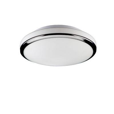 Светильник Colosseo 10702/1 BrunoКруглые<br>Интерьер без нагромождения – это приятная лёгкость, лаконичность и гармония. Однако светильник Colosseo 10702/1 не так прост, как может показаться. Здесь включается фантазия дизайнера и просто человека: сияющее солнце над головой, собственная «летающая» тарелка у Вас дома или небесный фонарь. Такие ассоциации может создавать круглая форма светильника Colosseo 10702/1, который представлен в голубовато-стальном цветовом исполнении конструкции с плафоном оттенка матовой белизны. Стиль модерн и хай-тек здесь очень уместны. Полутона в обоях и фурнитуре, яркие акценты на мебели и элементах декора. Приятного освещения со светом от Colosseo 10702/1!<br><br>S освещ. до, м2: 5<br>Крепление: планка<br>Тип лампы: накаливания / энергосбережения / LED-светодиодная<br>Тип цоколя: E27<br>Количество ламп: 1<br>MAX мощность ламп, Вт: 75<br>Диаметр, мм мм: 260<br>Расстояние от стены, мм: 95<br>Высота, мм: 95<br>Цвет арматуры: серебристый