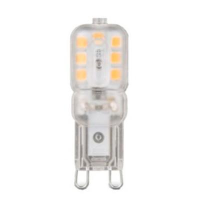 Лампа Gauss LED G9 AC220-240V 3W 4100K пластикКапсульные G9 220v<br>В интернет-магазине «Светодом» можно купить не только люстры и светильники, но и лампочки. В нашем каталоге представлены светодиодные, галогенные, энергосберегающие модели и лампы накаливания. В ассортименте имеются изделия разной мощности, поэтому у нас Вы сможете приобрести все необходимое для освещения.   Лампа Gauss 107409203 обеспечит отличное качество освещения. При покупке ознакомьтесь с параметрами в разделе «Характеристики», чтобы не ошибиться в выборе. Там же указано, для каких осветительных приборов Вы можете использовать лампу Gauss 107409203Gauss 107409203.   Для оформления покупки воспользуйтесь «Корзиной». При наличии вопросов Вы можете позвонить нашим менеджерам по одному из контактных номеров. Мы доставляем заказы в Москву, Екатеринбург и другие города России.<br><br>Цветовая t, К: 4100<br>Тип лампы: LED<br>Тип цоколя: G9<br>MAX мощность ламп, Вт: 3
