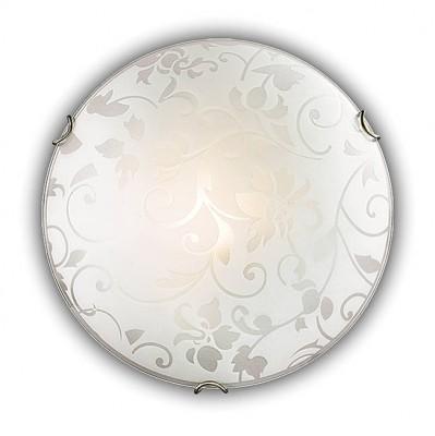 Сонекс VUALE 108/K настенно-потолочный светильникКруглые<br><br><br>Тип лампы: Накаливания / энергосбережения / светодиодная<br>Тип цоколя: E27<br>Количество ламп: 2<br>MAX мощность ламп, Вт: 60<br>Диаметр, мм мм: 300<br>Высота, мм: 100