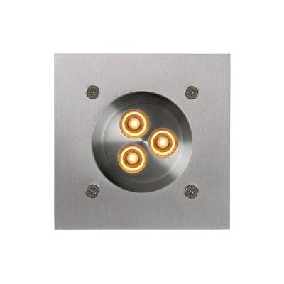 Встраиваемый светильник Lucide 10863/23/12 ELSснятые с производства светильники<br>Встраиваемые светильники – популярное осветительное оборудование, которое можно использовать в качестве основного источника или в дополнение к люстре. Они позволяют создать нужную атмосферу атмосферу и привнести в интерьер уют и комфорт.   Интернет-магазин «Светодом» предлагает стильный встраиваемый светильник Lucide 10863/23/12. Данная модель достаточно универсальна, поэтому подойдет практически под любой интерьер. Перед покупкой не забудьте ознакомиться с техническими параметрами, чтобы узнать тип цоколя, площадь освещения и другие важные характеристики.   Приобрести встраиваемый светильник Lucide 10863/23/12 в нашем онлайн-магазине Вы можете либо с помощью «Корзины», либо по контактным номерам. Мы доставляем заказы по Москве, Екатеринбургу и остальным российским городам.<br><br>Тип лампы: LED - светодиодная<br>Тип цоколя: LED<br>Цвет арматуры: серебристый<br>Количество ламп: 3<br>Ширина, мм: 105<br>Длина, мм: 105<br>MAX мощность ламп, Вт: 1