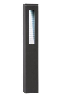 Столб Lucide 10876/43/30 DENснятые с производства светильники<br>Обеспечение качественного уличного освещения – важная задача для владельцев коттеджей. Компания «Светодом» предлагает современные светильники, которые порадуют Вас отличным исполнением. В нашем каталоге представлена продукция известных производителей, пользующихся популярностью благодаря высокому качеству выпускаемых товаров.   Уличный светильник Lucide 10876/43/30 не просто обеспечит качественное освещение, но и станет украшением Вашего участка. Модель выполнена из современных материалов и имеет влагозащитный корпус, благодаря которому ей не страшны осадки.   Купить уличный светильник Lucide 10876/43/30, представленный в нашем каталоге, можно с помощью онлайн-формы для заказа. Чтобы задать имеющиеся вопросы, звоните нам по указанным телефонам. Мы доставим Ваш заказ не только в Москву и Екатеринбург, но и другие города.<br><br>Тип лампы: LED - светодиодная<br>Тип цоколя: LED<br>Цвет арматуры: черный<br>Количество ламп: 1<br>Ширина, мм: 60<br>Длина, мм: 60<br>Высота, мм: 430<br>MAX мощность ламп, Вт: 3