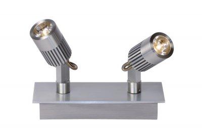 Lucide 10949/22/12 SKAGENснятые с производства светильники<br>Светильники-споты – это оригинальные изделия с современным дизайном. Они позволяют не ограничивать свою фантазию при выборе освещения для интерьера. Такие модели обеспечивают достаточно качественный свет. Благодаря компактным размерам Вы можете использовать несколько спотов для одного помещения.  Интернет-магазин «Светодом» предлагает необычный светильник-спот Lucide 10949/22/12 по привлекательной цене. Эта модель станет отличным дополнением к люстре, выполненной в том же стиле. Перед оформлением заказа изучите характеристики изделия.  Купить светильник-спот Lucide 10949/22/12 в нашем онлайн-магазине Вы можете либо с помощью формы на сайте, либо по указанным выше телефонам. Обратите внимание, что мы предлагаем доставку не только по Москве и Екатеринбургу, но и всем остальным российским городам.<br><br>Тип лампы: LED - светодиодная<br>Тип цоколя: LED<br>Цвет арматуры: серый<br>Количество ламп: 2<br>Ширина, мм: 80<br>Длина, мм: 200<br>Высота, мм: 130<br>MAX мощность ламп, Вт: 3