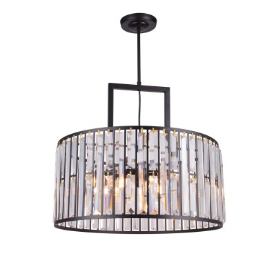 Светильник Divinare 1099/04 SP-5Подвесные<br><br><br>S освещ. до, м2: 10<br>Тип цоколя: E14<br>Количество ламп: 5<br>MAX мощность ламп, Вт: 40W