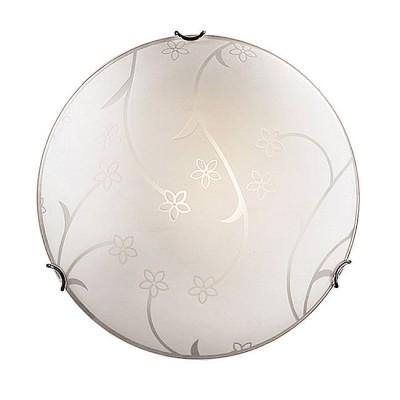 Сонекс LUARO 110/K настенно-потолочный светильникКруглые<br>Настенно-потолочные светильники – это универсальные осветительные варианты, которые подходят для вертикального и горизонтального монтажа. В интернет-магазине «Светодом» Вы можете приобрести подобные модели по выгодной стоимости. В нашем каталоге представлены как бюджетные варианты, так и эксклюзивные изделия от производителей, которые уже давно заслужили доверие дизайнеров и простых покупателей.  Настенно-потолочный светильник Сонекс 110/K станет прекрасным дополнением к основному освещению. Благодаря качественному исполнению и применению современных технологий при производстве эта модель будет радовать Вас своим привлекательным внешним видом долгое время. Приобрести настенно-потолочный светильник Сонекс 110/K можно, находясь в любой точке России.<br><br>S освещ. до, м2: 6<br>Тип лампы: Накаливания / энергосбережения / светодиодная<br>Тип цоколя: E27<br>Количество ламп: 2<br>MAX мощность ламп, Вт: 60<br>Диаметр, мм мм: 300<br>Высота, мм: 100