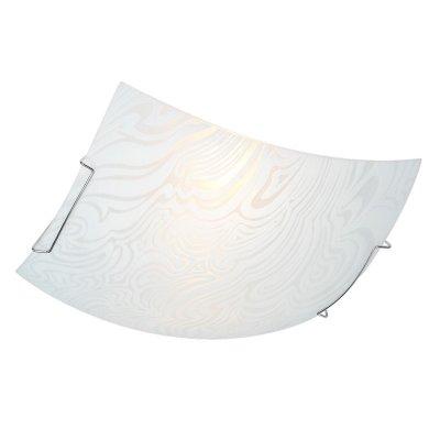 Светильник Colosseo 11002/3 AnapoКвадратные<br>Настенно потолочный светильник Colosseo (Колоссео) 11002/3 подходит как для установки в вертикальном положении - на стены, так и для установки в горизонтальном - на потолок. Для установки настенно потолочных светильников на натяжной потолок необходимо использовать светодиодные лампы LED, которые экономнее ламп Ильича (накаливания) в 10 раз, выделяют мало тепла и не дадут расплавиться Вашему потолку.<br><br>S освещ. до, м2: 12<br>Крепление: планка<br>Тип лампы: накаливания / энергосбережения / LED-светодиодная<br>Тип цоколя: E27<br>Количество ламп: 3<br>Ширина, мм: 400<br>MAX мощность ламп, Вт: 60<br>Длина, мм: 400<br>Расстояние от стены, мм: 120<br>Цвет арматуры: серебристый