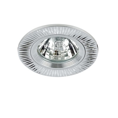Светильник Lightstar 11004Круглые встраиваемые светильники<br>Встраиваемые светильники – популярное осветительное оборудование, которое можно использовать в качестве основного источника или в дополнение к люстре. Они позволяют создать нужную атмосферу атмосферу и привнести в интерьер уют и комфорт. <br> Интернет-магазин «Светодом» предлагает стильный встраиваемый светильник Lightstar 11004. Данная модель достаточно универсальна, поэтому подойдет практически под любой интерьер. Перед покупкой не забудьте ознакомиться с техническими параметрами, чтобы узнать тип цоколя, площадь освещения и другие важные характеристики. <br> Приобрести встраиваемый светильник Lightstar 11004 в нашем онлайн-магазине Вы можете либо с помощью «Корзины», либо по контактным номерам. Мы развозим заказы по Москве, Екатеринбургу и остальным российским городам.<br><br>Тип лампы: галогенная/LED<br>Тип цоколя: gu5.3<br>Цвет арматуры: серебристый<br>Диаметр, мм мм: 80<br>Диаметр врезного отверстия, мм: 60<br>MAX мощность ламп, Вт: 50