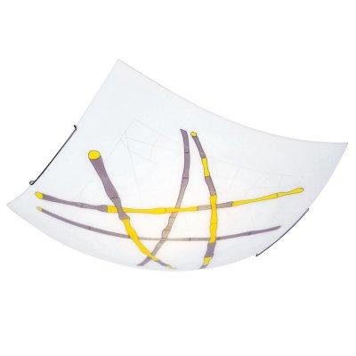 Светильник Colosseo 11006/2 OristanoКвадратные<br>Настенно потолочный светильник Colosseo (Колоссео) 11006/2 подходит как для установки в вертикальном положении - на стены, так и для установки в горизонтальном - на потолок. Для установки настенно потолочных светильников на натяжной потолок необходимо использовать светодиодные лампы LED, которые экономнее ламп Ильича (накаливания) в 10 раз, выделяют мало тепла и не дадут расплавиться Вашему потолку.<br><br>S освещ. до, м2: 8<br>Крепление: планка<br>Тип товара: Светильник настенно-потолочный<br>Скидка, %: 56<br>Тип лампы: накаливания / энергосбережения / LED-светодиодная<br>Тип цоколя: E27<br>Количество ламп: 2<br>Ширина, мм: 300<br>MAX мощность ламп, Вт: 60<br>Длина, мм: 300<br>Расстояние от стены, мм: 100<br>Цвет арматуры: серебристый
