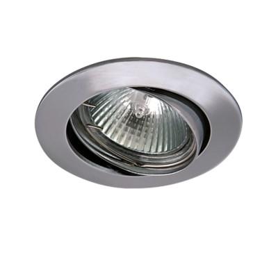 Lightstar LEGA 11024 СветильникТочечные светильники круглые<br>Встраиваемые светильники – популярное осветительное оборудование, которое можно использовать в качестве основного источника или в дополнение к люстре. Они позволяют создать нужную атмосферу атмосферу и привнести в интерьер уют и комфорт. <br> Интернет-магазин «Светодом» предлагает стильный встраиваемый светильник Lightstar 11024. Данная модель достаточно универсальна, поэтому подойдет практически под любой интерьер. Перед покупкой не забудьте ознакомиться с техническими параметрами, чтобы узнать тип цоколя, площадь освещения и другие важные характеристики. <br> Приобрести встраиваемый светильник Lightstar 11024 в нашем онлайн-магазине Вы можете либо с помощью «Корзины», либо по контактным номерам. Мы развозим заказы по Москве, Екатеринбургу и остальным российским городам.<br><br>Цветовая t, К: 4200<br>Тип лампы: LED<br>Тип цоколя: MR16 / gu5.3 / GU10<br>Цвет арматуры: серебристый<br>Количество ламп: 1<br>Диаметр, мм мм: 70<br>Диаметр врезного отверстия, мм: 60<br>Высота, мм: 35<br>MAX мощность ламп, Вт: 50