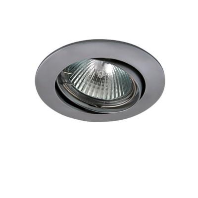 Lightstar LEGA 11029 СветильникКруглые<br>Встраиваемые светильники – популярное осветительное оборудование, которое можно использовать в качестве основного источника или в дополнение к люстре. Они позволяют создать нужную атмосферу атмосферу и привнести в интерьер уют и комфорт. <br> Интернет-магазин «Светодом» предлагает стильный встраиваемый светильник Lightstar 11029. Данная модель достаточно универсальна, поэтому подойдет практически под любой интерьер. Перед покупкой не забудьте ознакомиться с техническими параметрами, чтобы узнать тип цоколя, площадь освещения и другие важные характеристики. <br> Приобрести встраиваемый светильник Lightstar 11029 в нашем онлайн-магазине Вы можете либо с помощью «Корзины», либо по контактным номерам. Мы развозим заказы по Москве, Екатеринбургу и остальным российским городам.<br><br>Тип лампы: галогенная/LED<br>Тип цоколя: MR16 / gu5.3 / GU10<br>Количество ламп: 1<br>MAX мощность ламп, Вт: 50<br>Диаметр, мм мм: 80<br>Размеры: Диаметр  врезного  отверстия<br>Цвет арматуры: серебристый