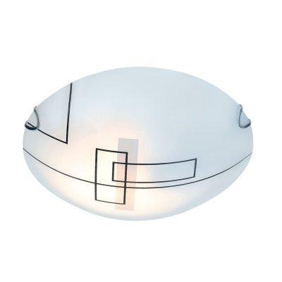 Светильник Colosseo 11030/2 SORRENTOКруглые<br>Настенно-потолочный светильник Colosseo 11030/2 SORRENTO станет желанным приобретением для ценителей оригинальных решений при оформлении интерьера! «Строгий» геометрический рисунок на плафоне эффектно контрастирует с «мягким» светлым оттенком, создавая великолепный образ, который всегда будет являться предметом восхищенного внимания Ваших гостей. А в сочетании с комплектом настенных бра из этой же серии, светильник создаст в комнате «завершенную» обстановку и уютную атмосферу, располагающую к отдыху и расслаблению после трудового дня.<br><br>S освещ. до, м2: 8<br>Тип лампы: накаливания / энергосбережения / LED-светодиодная<br>Тип цоколя: E27<br>Количество ламп: 2<br>MAX мощность ламп, Вт: 60<br>Диаметр, мм мм: 300<br>Расстояние от стены, мм: 90