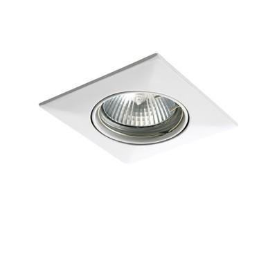 Lightstar LEGA 11030 СветильникКвадратные<br>Встраиваемые светильники – популярное осветительное оборудование, которое можно использовать в качестве основного источника или в дополнение к люстре. Они позволяют создать нужную атмосферу атмосферу и привнести в интерьер уют и комфорт. <br> Интернет-магазин «Светодом» предлагает стильный встраиваемый светильник Lightstar 11030. Данная модель достаточно универсальна, поэтому подойдет практически под любой интерьер. Перед покупкой не забудьте ознакомиться с техническими параметрами, чтобы узнать тип цоколя, площадь освещения и другие важные характеристики. <br> Приобрести встраиваемый светильник Lightstar 11030 в нашем онлайн-магазине Вы можете либо с помощью «Корзины», либо по контактным номерам. Мы развозим заказы по Москве, Екатеринбургу и остальным российским городам.<br><br>Тип лампы: галогенная/LED<br>Тип цоколя: MR16 / gu5.3 / GU10<br>Количество ламп: 1<br>MAX мощность ламп, Вт: 50<br>Размеры: Диаметр  врезного  отверстия<br>Цвет арматуры: белый