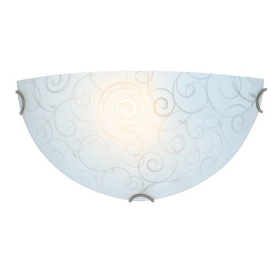 Светильник бра Colosseo 11032/1 PALERMOСовременные<br><br><br>S освещ. до, м2: 4<br>Тип лампы: накаливания / энергосбережения / LED-светодиодная<br>Тип цоколя: E27<br>Количество ламп: 1<br>Ширина, мм: 300<br>Расстояние от стены, мм: 90<br>Высота, мм: 150<br>MAX мощность ламп, Вт: 60