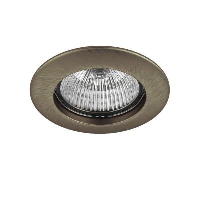 Lightstar TESO 11071 СветильникКруглые<br>Встраиваемые светильники – популярное осветительное оборудование, которое можно использовать в качестве основного источника или в дополнение к люстре. Они позволяют создать нужную атмосферу атмосферу и привнести в интерьер уют и комфорт. <br> Интернет-магазин «Светодом» предлагает стильный встраиваемый светильник Lightstar 11071. Данная модель достаточно универсальна, поэтому подойдет практически под любой интерьер. Перед покупкой не забудьте ознакомиться с техническими параметрами, чтобы узнать тип цоколя, площадь освещения и другие важные характеристики. <br> Приобрести встраиваемый светильник Lightstar 11071 в нашем онлайн-магазине Вы можете либо с помощью «Корзины», либо по контактным номерам. Мы развозим заказы по Москве, Екатеринбургу и остальным российским городам.<br><br>Тип лампы: галогенная/LED<br>Тип цоколя: MR16 / gu5.3 / GU10<br>Количество ламп: 1<br>MAX мощность ламп, Вт: 50<br>Диаметр, мм мм: 80<br>Размеры: Диаметр врезного отверстия 60 Высота встраиваемой части 60 D 80 H 8<br>Цвет арматуры: бронзовый