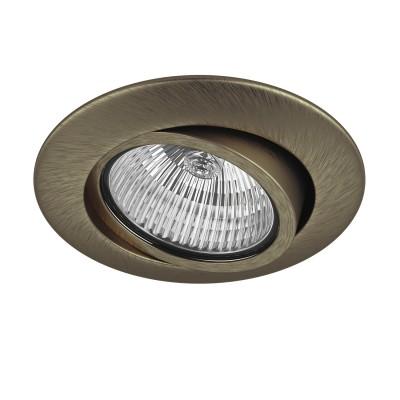 Lightstar TESO 11081 СветильникКруглые<br>Встраиваемые светильники – популярное осветительное оборудование, которое можно использовать в качестве основного источника или в дополнение к люстре. Они позволяют создать нужную атмосферу атмосферу и привнести в интерьер уют и комфорт. <br> Интернет-магазин «Светодом» предлагает стильный встраиваемый светильник Lightstar 11081. Данная модель достаточно универсальна, поэтому подойдет практически под любой интерьер. Перед покупкой не забудьте ознакомиться с техническими параметрами, чтобы узнать тип цоколя, площадь освещения и другие важные характеристики. <br> Приобрести встраиваемый светильник Lightstar 11081 в нашем онлайн-магазине Вы можете либо с помощью «Корзины», либо по контактным номерам. Мы развозим заказы по Москве, Екатеринбургу и остальным российским городам.<br><br>Тип лампы: галогенная/LED<br>Тип цоколя: MR16 / gu5.3 / GU10<br>Количество ламп: 1<br>MAX мощность ламп, Вт: 50<br>Диаметр, мм мм: 90<br>Размеры: Диаметр врезного отверстия 60 Высота встраиваемой части 60 D 90 H 8<br>Цвет арматуры: бронзовый