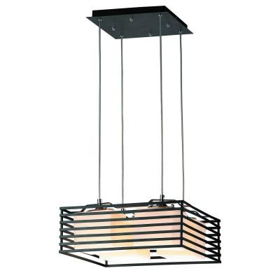 Люстра Lamplandia 1109-4 CosmoПодвесные<br>Стильный подвес в современном стиле выполнен из черного металла с белыми матовыми плафонами в форме куба.<br><br>Установка на натяжной потолок: Да<br>S освещ. до, м2: 16<br>Крепление: Планка<br>Тип лампы: накаливания / энергосбережения / LED-светодиодная<br>Тип цоколя: E27<br>Количество ламп: 4<br>Ширина, мм: 410<br>MAX мощность ламп, Вт: 60<br>Длина, мм: 410<br>Высота, мм: 250 - 1500<br>Цвет арматуры: черный