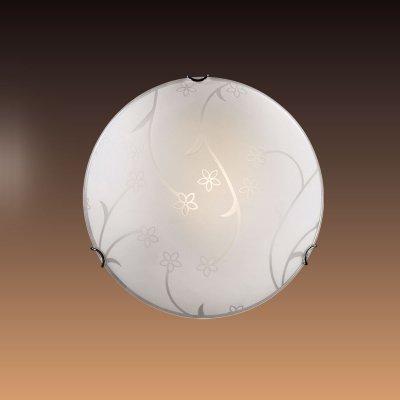 Светильник Сонекс 110 Luaro хром/белыйКруглые<br>Настенно-потолочные светильники – это универсальные осветительные варианты, которые подходят для вертикального и горизонтального монтажа. В интернет-магазине «Светодом» Вы можете приобрести подобные модели по выгодной стоимости. В нашем каталоге представлены как бюджетные варианты, так и эксклюзивные изделия от производителей, которые уже давно заслужили доверие дизайнеров и простых покупателей.  Настенно-потолочный светильник Сонекс 110 станет прекрасным дополнением к основному освещению. Благодаря качественному исполнению и применению современных технологий при производстве эта модель будет радовать Вас своим привлекательным внешним видом долгое время. Приобрести настенно-потолочный светильник Сонекс 110 можно, находясь в любой точке России.<br><br>S освещ. до, м2: 4<br>Тип лампы: накаливания / энергосбережения / LED-светодиодная<br>Тип цоколя: E27<br>Цвет арматуры: серебристый<br>Количество ламп: 1<br>Диаметр, мм мм: 300<br>MAX мощность ламп, Вт: 60