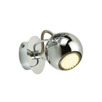 Светильник Colosseo 11401/1Одиночные<br>Светильники-споты – это оригинальные изделия с современным дизайном. Они позволяют не ограничивать свою фантазию при выборе освещения для интерьера. Такие модели обеспечивают достаточно качественный свет. Благодаря компактным размерам Вы можете использовать несколько спотов для одного помещения.  Интернет-магазин «Светодом» предлагает необычный светильник-спот Colosseo 11401/1 по привлекательной цене. Эта модель станет отличным дополнением к люстре, выполненной в том же стиле. Перед оформлением заказа изучите характеристики изделия.  Купить светильник-спот Colosseo 11401/1 в нашем онлайн-магазине Вы можете либо с помощью формы на сайте, либо по указанным выше телефонам. Обратите внимание, что у нас склады не только в Москве и Екатеринбурге, но и других городах России.<br><br>S освещ. до, м2: 4<br>Крепление: планка<br>Тип лампы: LED - светодиодная<br>Тип цоколя: GU10<br>Количество ламп: 1<br>Ширина, мм: 100<br>MAX мощность ламп, Вт: 35<br>Расстояние от стены, мм: 130<br>Высота, мм: 110<br>Цвет арматуры: серебристый