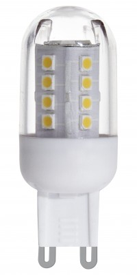 Eglo 11461 Лампа светодиоднаяКапсульные G9 220v<br>В интернет-магазине «Светодом» можно купить не только люстры и светильники, но и лампочки. В нашем каталоге представлены светодиодные, галогенные, энергосберегающие модели и лампы накаливания. В ассортименте имеются изделия разной мощности, поэтому у нас Вы сможете приобрести все необходимое для освещения.   Лампа Eglo 11461 светодиодная обеспечит отличное качество освещения. При покупке ознакомьтесь с параметрами в разделе «Характеристики», чтобы не ошибиться в выборе. Там же указано, для каких осветительных приборов Вы можете использовать лампу Eglo 11461 светодиоднаяEglo 11461 светодиодная.   Для оформления покупки воспользуйтесь «Корзиной». При наличии вопросов Вы можете позвонить нашим менеджерам по одному из контактных номеров. Мы доставляем заказы в Москву, Екатеринбург и другие города России.<br><br>Цветовая t, К: WW - теплый белый 2700-3000 К<br>Тип лампы: LED - светодиодная<br>Тип цоколя: G9<br>MAX мощность ламп, Вт: 2,5<br>Диаметр, мм мм: 20<br>Длина, мм: 58