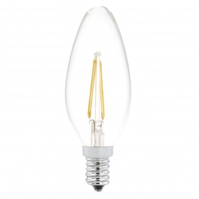 Eglo 11492 Лампа светодиодная филаментная СвечаFilament LED<br>В интернет-магазине «Светодом» можно купить не только люстры и светильники, но и лампочки. В нашем каталоге представлены светодиодные, галогенные, энергосберегающие модели и лампы накаливания. В ассортименте имеются изделия разной мощности, поэтому у нас Вы сможете приобрести все необходимое для освещения.   Лампа Eglo 11492 филаментная Свеча обеспечит отличное качество освещения. При покупке ознакомьтесь с параметрами в разделе «Характеристики», чтобы не ошибиться в выборе. Там же указано, для каких осветительных приборов Вы можете использовать лампу Eglo 11492 филаментная СвечаEglo 11492 филаментная Свеча.   Для оформления покупки воспользуйтесь «Корзиной». При наличии вопросов Вы можете позвонить нашим менеджерам по одному из контактных номеров. Мы доставляем заказы в Москву, Екатеринбург и другие города России.<br><br>Цветовая t, К: WW - теплый белый 2700-3000 К<br>Тип лампы: LED - светодиодная<br>Тип цоколя: E14<br>MAX мощность ламп, Вт: 2<br>Диаметр, мм мм: 37<br>Длина, мм: 99