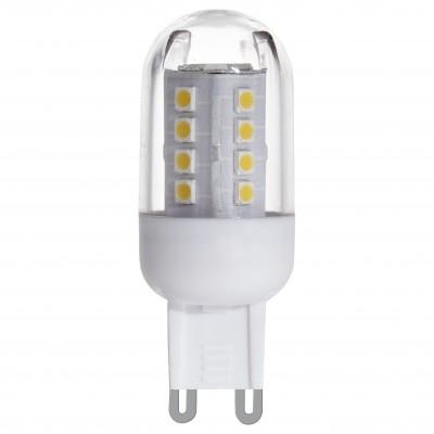 Eglo 11514 Лампа светодиоднаяКапсульные G9 220v<br>В интернет-магазине «Светодом» можно купить не только люстры и светильники, но и лампочки. В нашем каталоге представлены светодиодные, галогенные, энергосберегающие модели и лампы накаливания. В ассортименте имеются изделия разной мощности, поэтому у нас Вы сможете приобрести все необходимое для освещения.   Лампа Eglo 11514 светодиодная обеспечит отличное качество освещения. При покупке ознакомьтесь с параметрами в разделе «Характеристики», чтобы не ошибиться в выборе. Там же указано, для каких осветительных приборов Вы можете использовать лампу Eglo 11514 светодиоднаяEglo 11514 светодиодная.   Для оформления покупки воспользуйтесь «Корзиной». При наличии вопросов Вы можете позвонить нашим менеджерам по одному из контактных номеров. Мы доставляем заказы в Москву, Екатеринбург и другие города России.<br><br>Тип товара: Лампа светодиодная<br>Цветовая t, К: WW - теплый белый 2700-3000 К<br>Тип лампы: LED - светодиодная<br>Тип цоколя: G9<br>MAX мощность ламп, Вт: 2,5<br>Диаметр, мм мм: 0