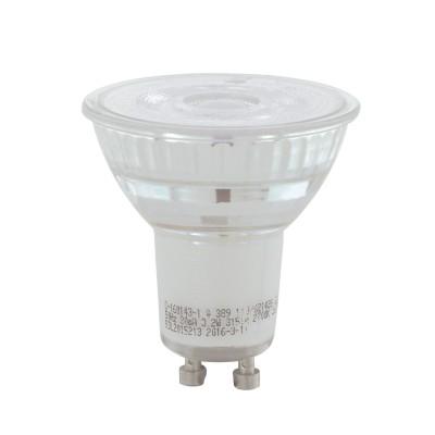 Купить EGLO ИС 11575 Лампа светодиодная диммируемая COB, 5, 2W(GU10), 3000K, 345lm, Китай