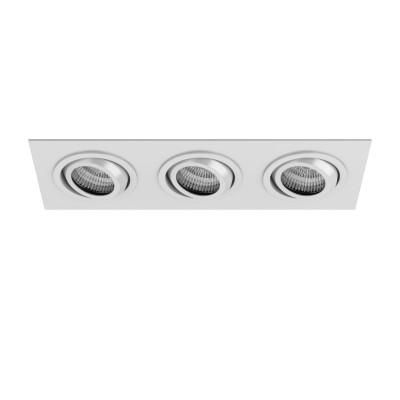 Lightstar SINGO 11613 СветильникДлинные<br>Встраиваемые светильники – популярное осветительное оборудование, которое можно использовать в качестве основного источника или в дополнение к люстре. Они позволяют создать нужную атмосферу атмосферу и привнести в интерьер уют и комфорт. <br> Интернет-магазин «Светодом» предлагает стильный встраиваемый светильник Lightstar 11613. Данная модель достаточно универсальна, поэтому подойдет практически под любой интерьер. Перед покупкой не забудьте ознакомиться с техническими параметрами, чтобы узнать тип цоколя, площадь освещения и другие важные характеристики. <br> Приобрести встраиваемый светильник Lightstar 11613 в нашем онлайн-магазине Вы можете либо с помощью «Корзины», либо по контактным номерам. Мы развозим заказы по Москве, Екатеринбургу и остальным российским городам.<br><br>Тип лампы: галогенная/LED<br>Тип цоколя: MR16 / gu5.3 / GU10<br>Количество ламп: 3<br>Ширина, мм: 100<br>MAX мощность ламп, Вт: 50<br>Размеры: Ширина встраиваемой части 85x255 Высота встраиваемой части 60 D 100x280 H 5<br>Длина, мм: 280<br>Цвет арматуры: белый